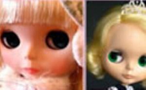 可爱QQ表情:可爱布娃娃QQ头像图片