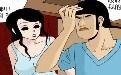 披萨恋恋曲少女h漫画:夫妻同病相联