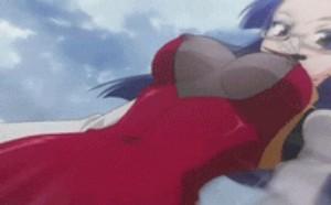 日本动漫卡通邪恶美女图片TV动画
