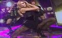 韩国女主播mv舞蹈gif动态图Stellar全黑木耳热舞