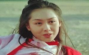 大话西游女主角搞笑qq表情_紫霞仙子gif动态表情