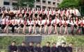 内涵女人男女动态图:大学美丽的毕业照片