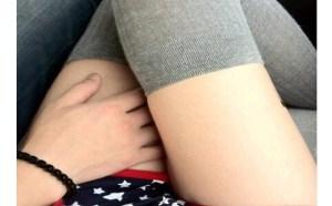 美女丝袜,美不美先看腿
