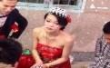 撸撸社图片:有故事东莞刚回来成亲的新娘