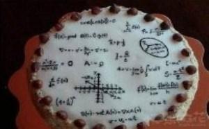 生日表情和节日QQ表情:学霸生日蛋糕