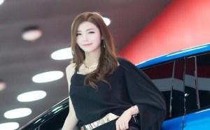 车模制服诱惑车模高清壁纸美女图片
