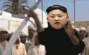 世界上最勇敢的男人金三胖搞笑图片