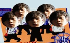搞笑QQ表情:摇摇头O BA Gang Style