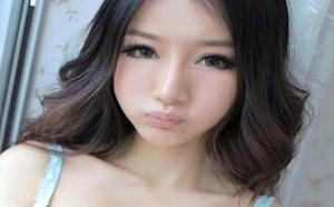 清纯美女图片高清第1期:嘟嘟可爱美女