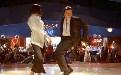 国外男女双人跳舞gif图片 的士科摇摆