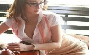 美女写真图集马思纯白领坦胸露乳装翘屁图片