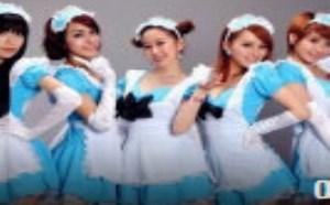 【笑料百出第32期】日本土豪坐拥百位女仆
