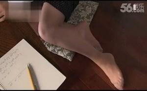 韩国美女穿丝袜全过程