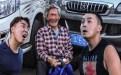 27老头遇争执上演正义的演员  陈翔六点半 2017