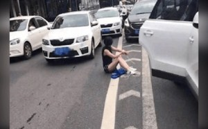 多亏了追尾救了一命!豪车女司机炫富下班遭绑架